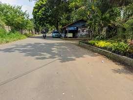 Tanah Kavling Bogor Utara 5 Menit Ke Kebun Raya
