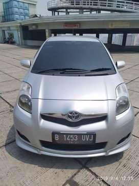 Toyota yaris s ltd at 2011