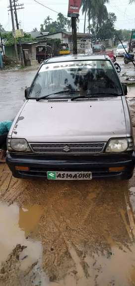 Maruti Suzuki 800 2004 Petrol Well Maintained