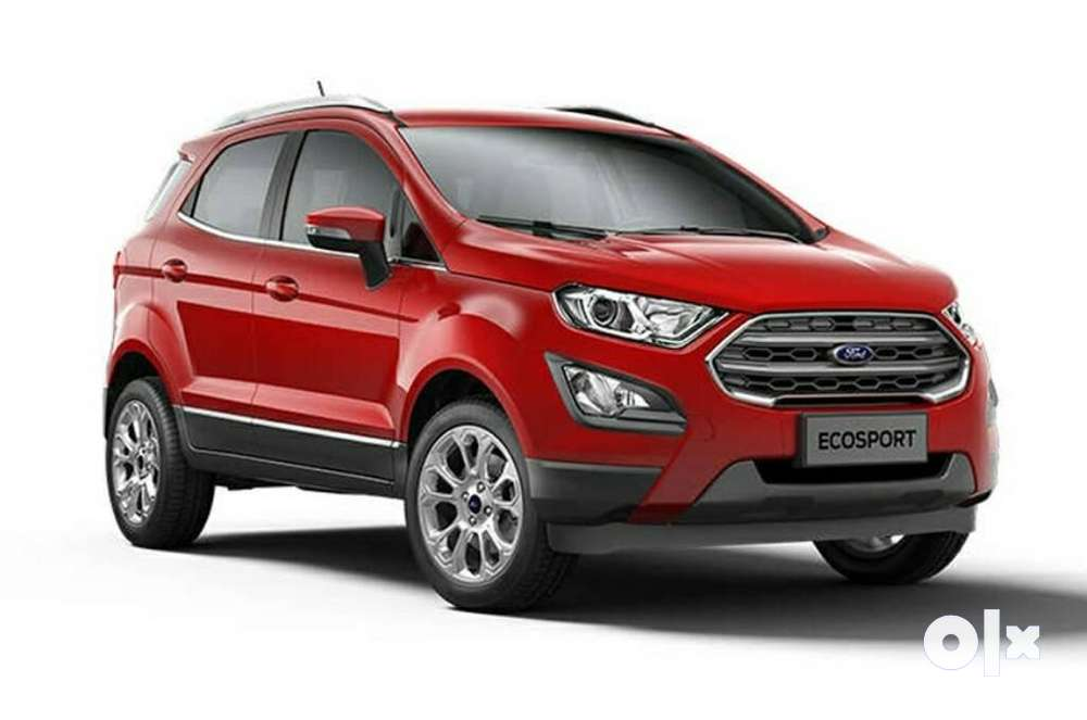 ford ecosport trend plus be, 2019, diesel
