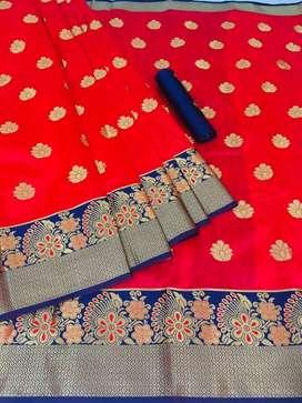 Women new Designed Sarees