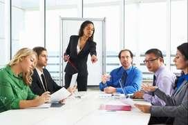 Male & Female Field Executive