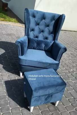 Wing chair  newly made direct from factory at factory price