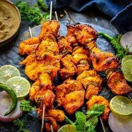 Tandoori & Grill menu cook Needed