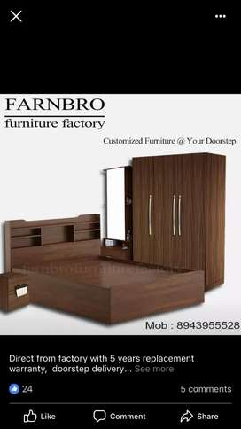 Offer bedroom sets