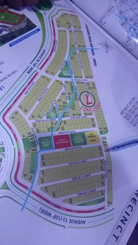 Cheap price Residential plot for Sale Precinct 7 Bahria Town. Karachi