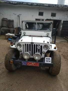 Open Jeep exchange v krlage