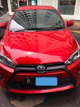 Toyota Yaris G 2014 Jual Cepat