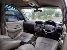 Avanza Type G vvti 1,3 manual 2009 silver TOP