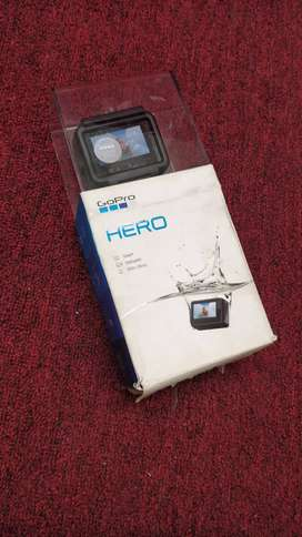 Brand New Gopro Hero 2018 Sports & Action Camera-1 Year Gopro Warranty