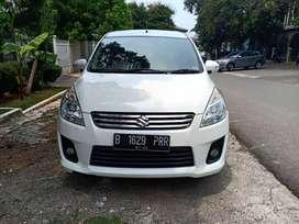 Suzuki Ertiga GL matic 14/15 putih