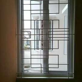 Tralis jendela model bisa custom bahan berkualitas