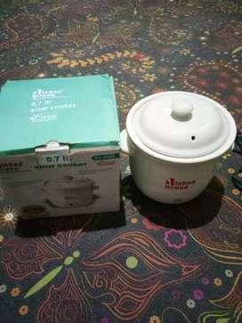 Di jual slow rice cooker buat bayi empasi merek kitchen house