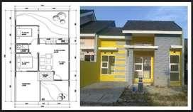 Desain Rumah 2D menggunakan Autocad