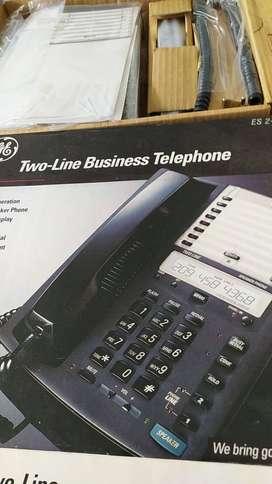Dijual GE two line business phone