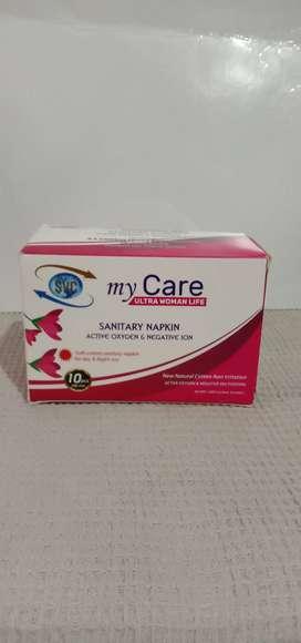 'Organic Natural Product' (Feminine Hygiene- Sanitary Napkin/ Pad).