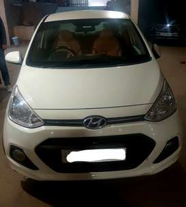 Hyundai Grand i10 2015 Diesel 34000 Km Driven