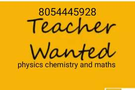 Teachers and content developer for physics , chemistry , maths