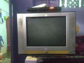 LG Tv 24 inch display'16 inch