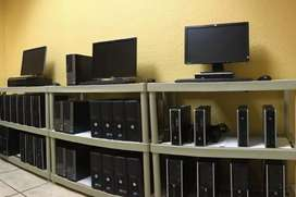 Computers and laptops for rent