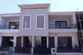 3 bhk kothi in gated society for sale in sector 123,mohali