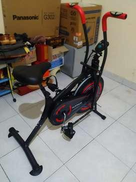 Sepeda Statis & Dinamis Platinum Bike