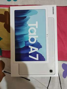 Tablet Tab A7 With 3 GB Ram and 32 GB storage