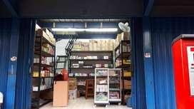 Disewakan oper over kontrak kios pusat grosir pasar pagi lama