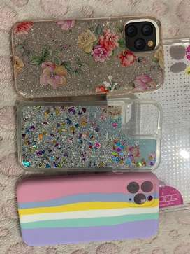 Iphone 11 pro cases New,not used