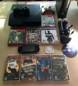 Xbox 360, Psp, Ps3 gaming console all type of consoles available