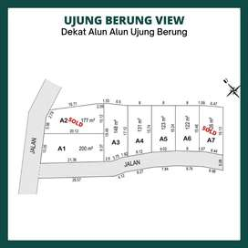 12x Cicil; Kavling dekat Superindo Ujung berung, Fasum Lengkap