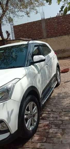 Hyundai Creta 2019 Diesel Good Condition