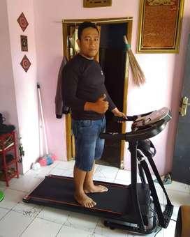 Treadmill elektrik verona central fitnes best seller treadmill