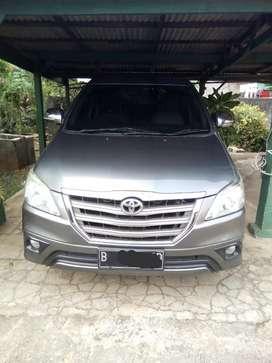 Toyota Kijang Innova G 2.0 AT 2014
