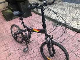 Sepeda simano apa adanya