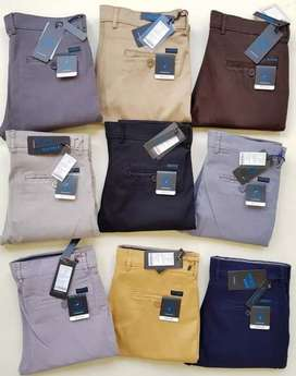 BRANDED COTTON PANTS WHOLESALE AVAILABLE