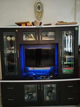 Show case   cupboard