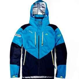 Jaket gunung trespass jaket outdoor second