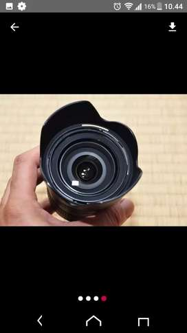 MURAH! Lensa Nikon 16-85 VR
