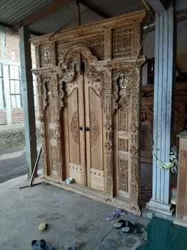 jalal cuci gudang pintu gebyok gapuro jendela rumah masjid musholla