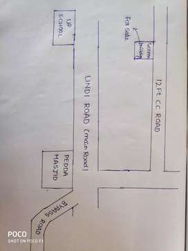 4 cents building on 12ft road in Kaikalur