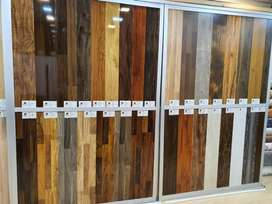 Hot sale cheap german technology wood 3 strips laminated flooring