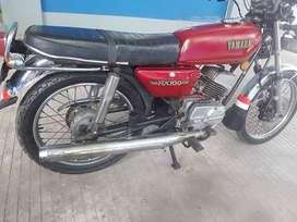 Yamaha RX100 / RX-100 Merah
