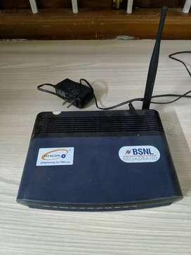 DSL Wifi Router