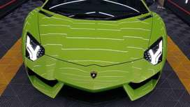Lamborghini Aventador Nik 2013 LP 700-4 Go Green Perfect Condition