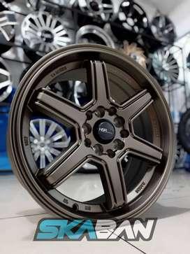jual hsr wheel ring 16x7 h10(114,3/100) utk ertiga,inova,sienta
