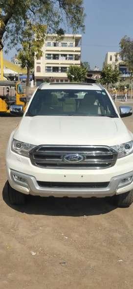 Ford Endeavour 3.0L 4X4 Automatic, 2017, Diesel