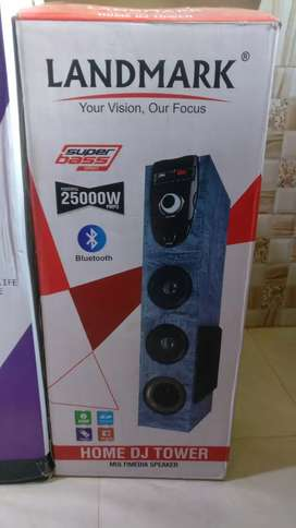 Landmark DJ Multimedia speaker available