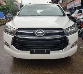 Toyota INNOVA CRYSTA 2.4 GX MT 8S, 2018, Diesel