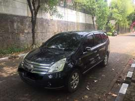 Grand livina 1.8 ultimate hitam pajam panjang
